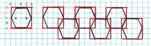 Drawing Hexagons – Hexagon Graph Paper